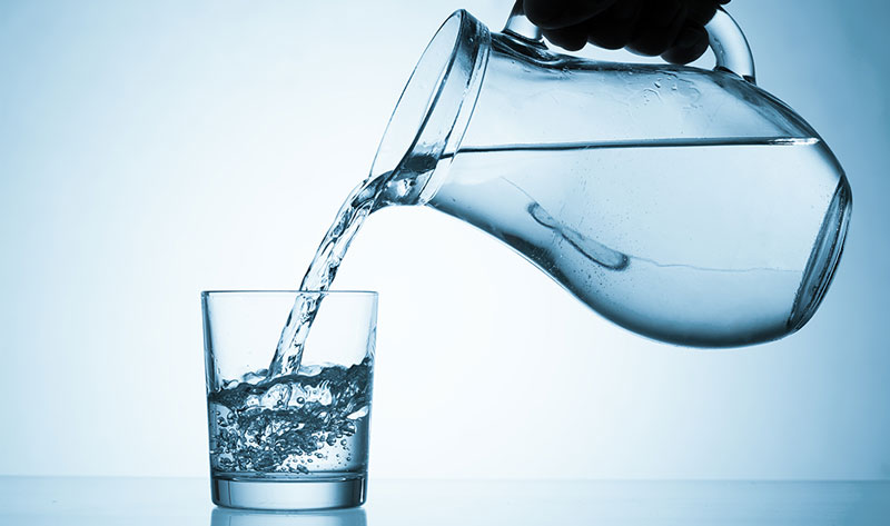 Befriend your Water